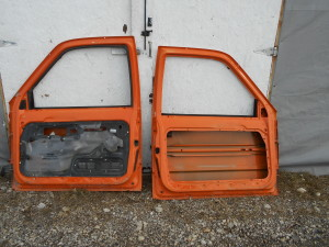 Driver & Passenger Doors for 98 GMC C7500. No panels.