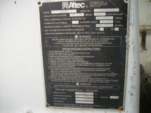 3182-808 55ft Altec 4